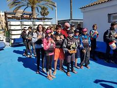 Campeones de Baleares por equipos - Optimist 2017