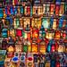 Lamps In Cairo Bazaar by Stuck in Customs
