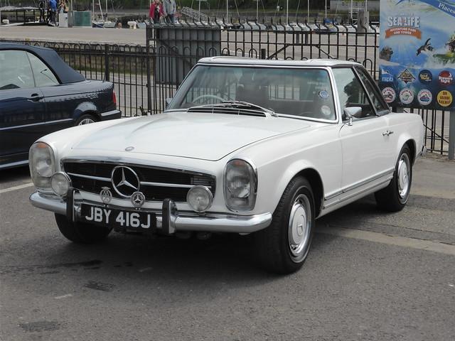 Mercedes-Benz 280SL (1970), Panasonic DMC-TZ40