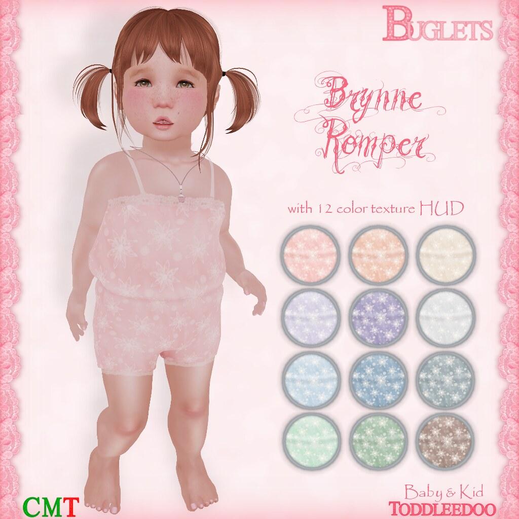 TD Brynne Romper AD - SecondLifeHub.com