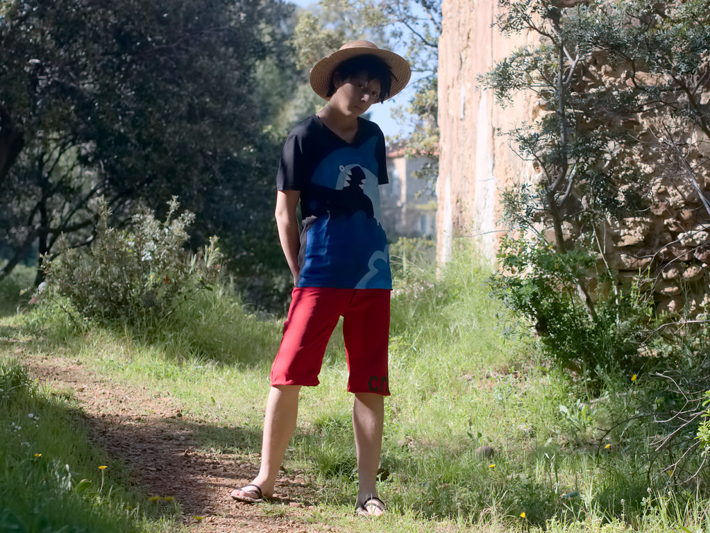related image - Shooting Luffy - One Piece - Parc du Mugel - La Ciotat -2017-04-08- P2030791