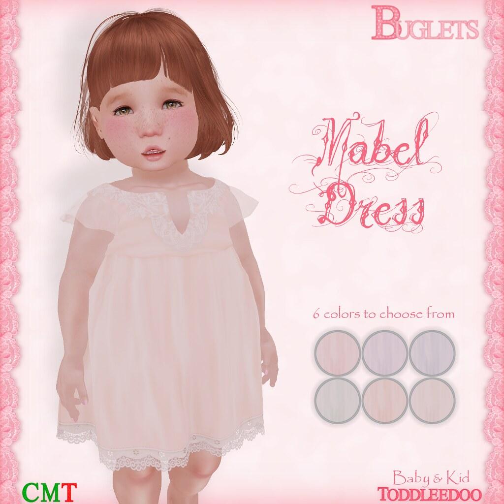 TD Mabel Dress AD - SecondLifeHub.com