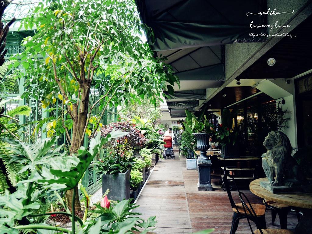 台中南屯區大墩路泰Thai.J泰國料理餐廳推薦泰式料理秘境小花園