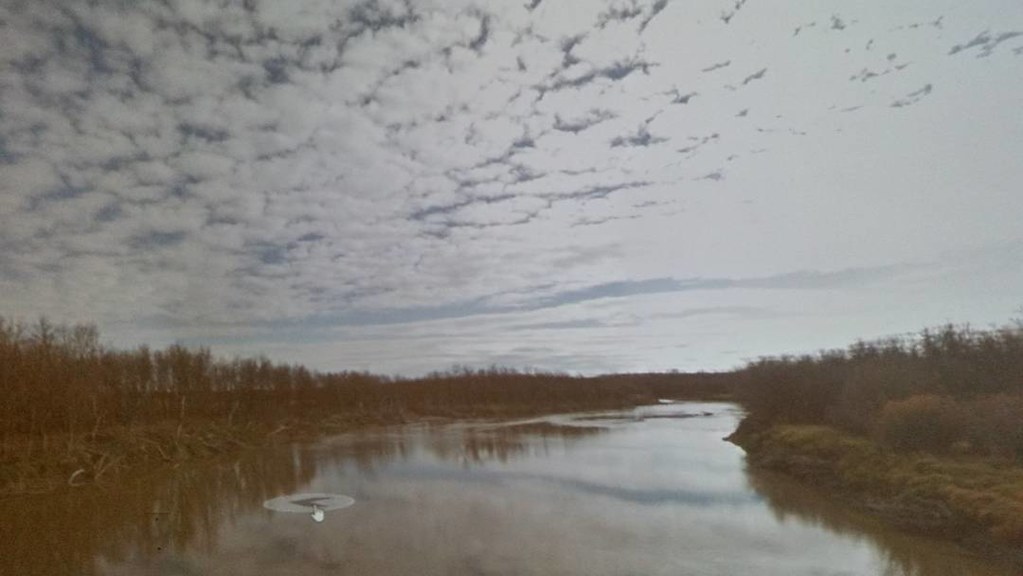 Crossing the Assiniboine River. #ridingthroughwalls #xcanadabikeride #googlestreetview #manitoba