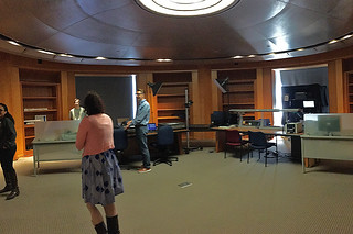 SF Public Library - Main branch 5flr Digi Center