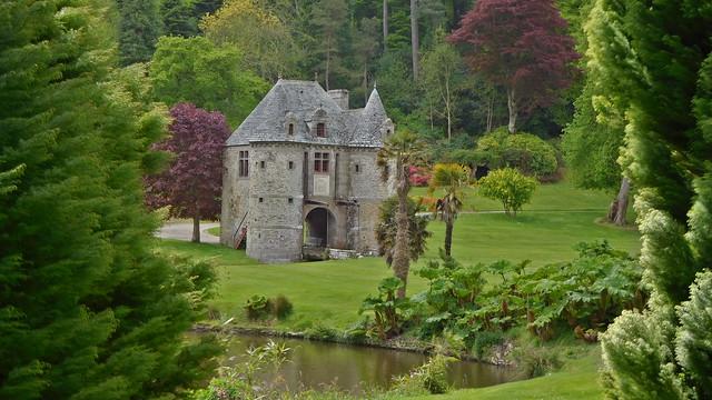 DSCN5929 Château de Nacqueville, Urville-Nacqueville (Manche)