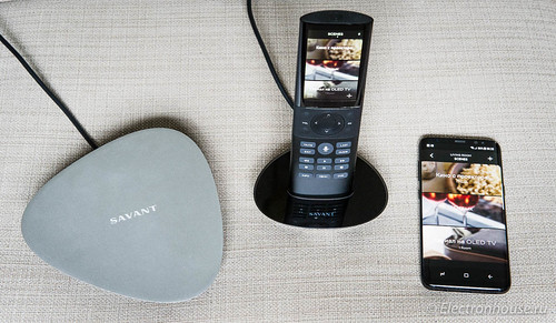 Simple Host, Pro Remote and Android Smartphone