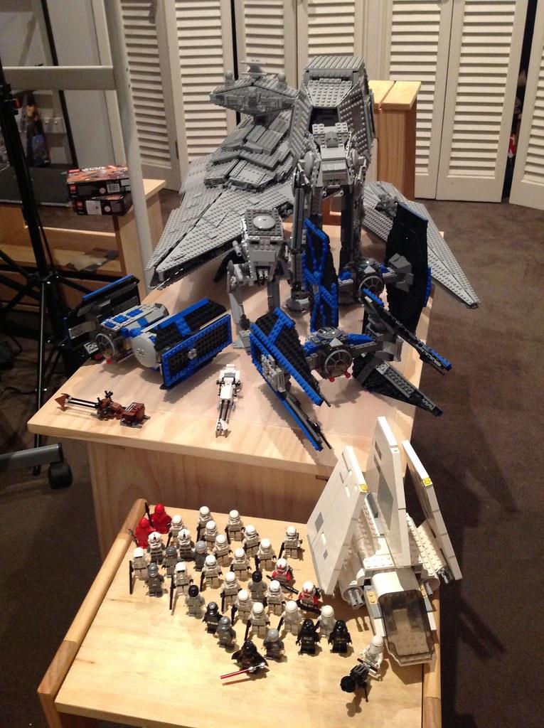 Lego Imperial Army