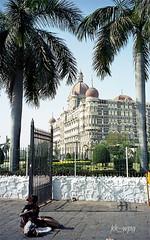 TAJ MAHAL PALACE HOTEL, Mumbai (Bombay), India  (III)