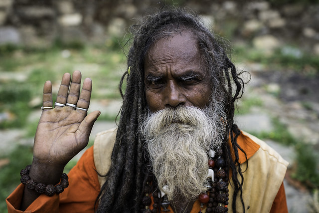 The Sadhus Of Nepal, Sony ILCE-7RM2, Canon EF 50mm f/1.2L