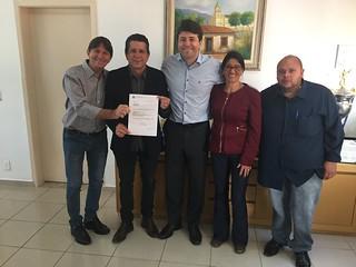 David Martins distribui Emendas Parlamentares pelo inteior paulista