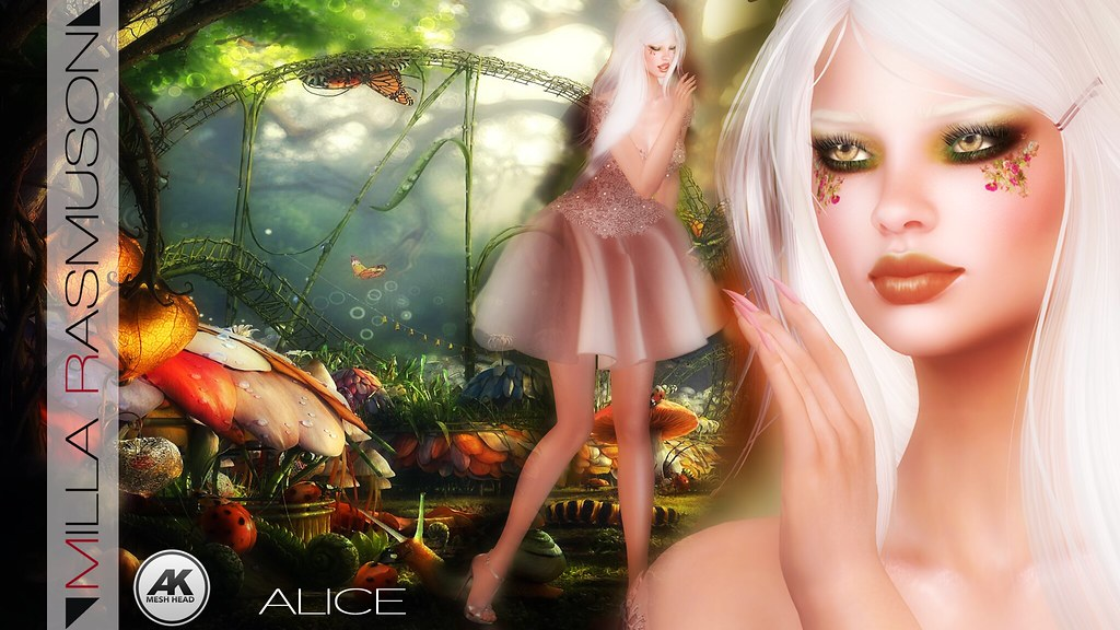 "eyeshadow""Alice""lipstick""Wonder - SecondLifeHub.com"