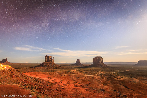 americansouthwest canonef1635mmf28liiusm canoneos6d milkyway monumentvalley navajonation samanthadecker uwa grandcircletour night wideangle