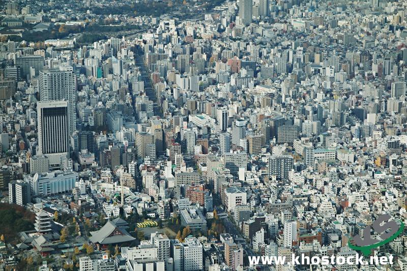 Stock Thành Phố Tokyo - 38 Stock Thành Phố Tokyo