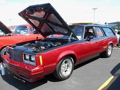 1983 Pontiac Bonneville Wagon