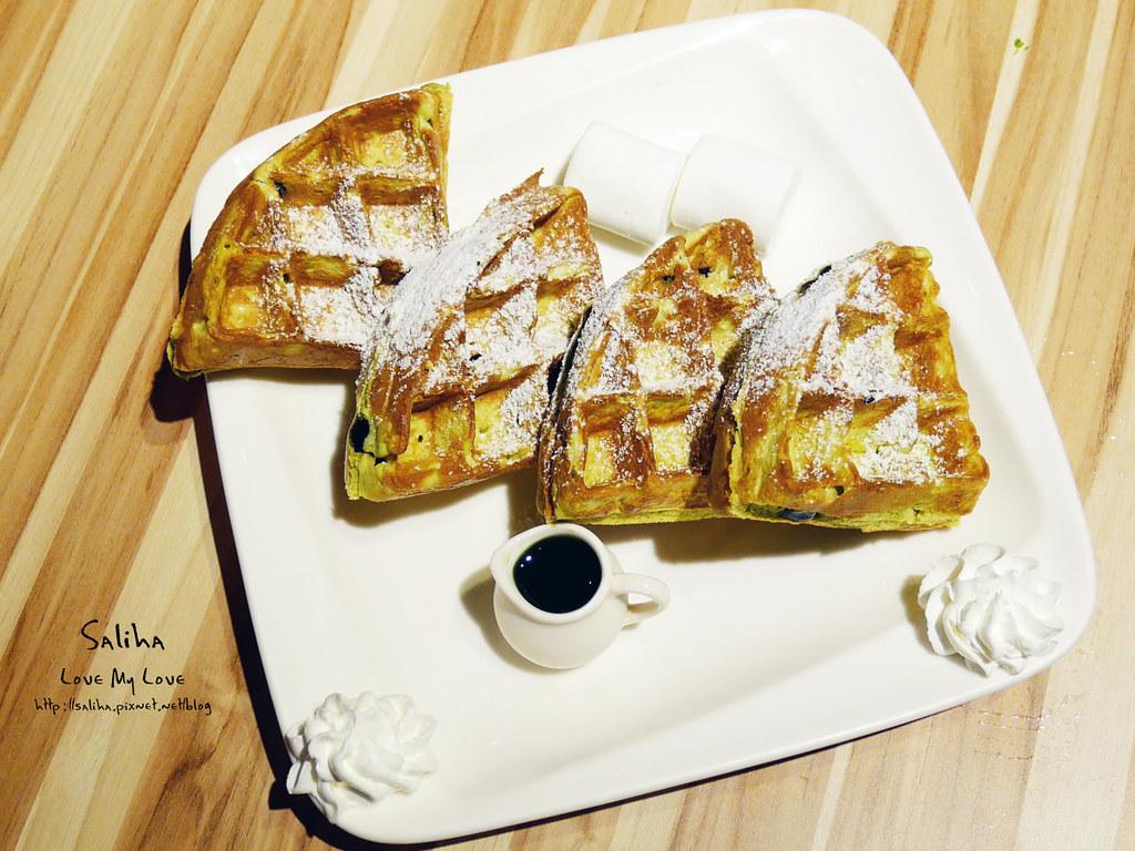 七張大坪林站附近餐廳美食不限時咖啡館推薦T.D. Cafe 義大利麵鬆餅早午餐 (4)