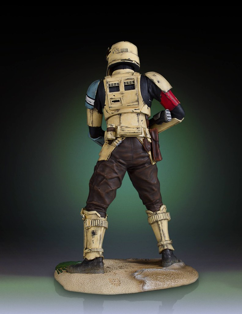 Gentle Giant 星際大戰【帝國岸防兵 】Shoretrooper 1/8 比例 全身雕像作品  1:8 Scale Collector's Gallery Statue