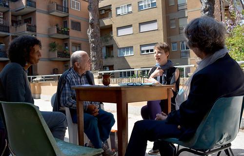 Giulia Teaching English