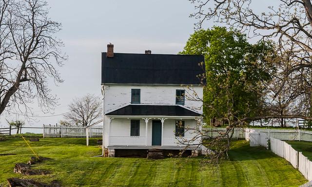 J. Poffenberger Farmhouse, Antietam National Battlefield