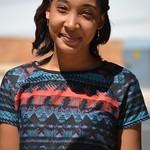 Bursary student: Ghadieza Cleophas