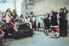 Kerkplein 1945