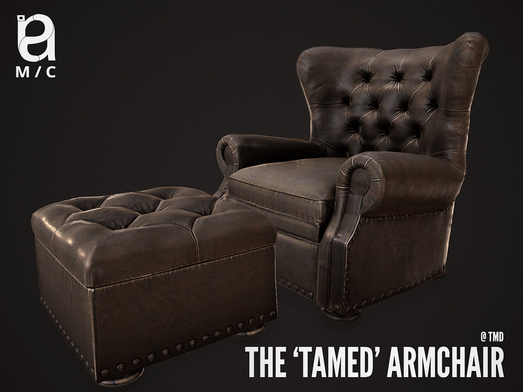 (epia) - The 'Tamed' Armchair @ TMD - SecondLifeHub.com