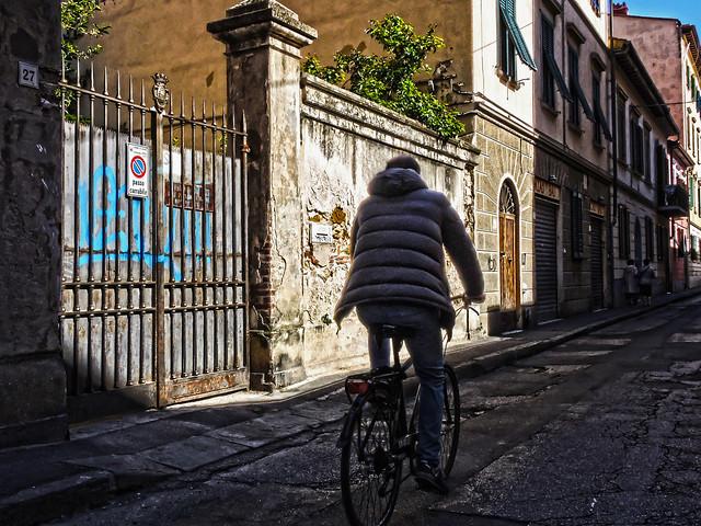 Livorno, Via Mayer