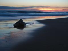 Sunset at Boag Rocks, Fingal