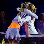 Maria Sharapova, Monica Puig