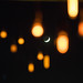 Edison Bulbs and Moon by todd*