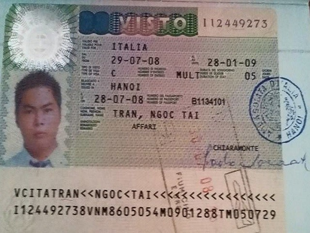 Visa Nha Trang