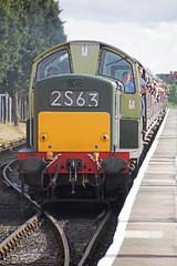 Severn Valley Railway 2017 Diesel Gala.