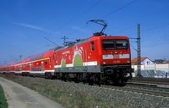 * DB  112 101  bis  112 120