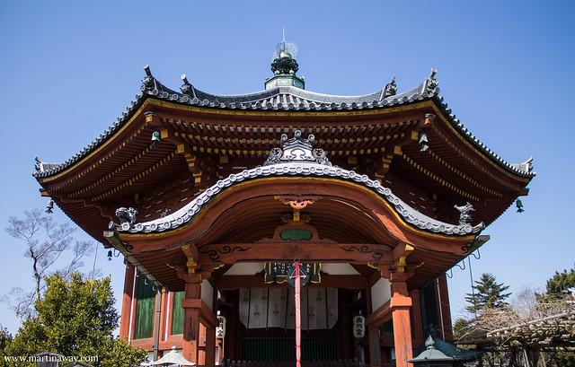 Nanendō, Kōfuku-ji, Nara
