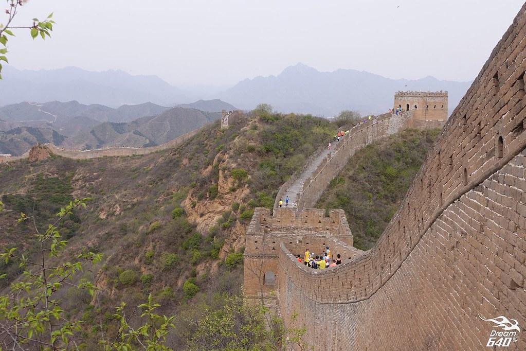 北京金山嶺長城馬拉松-024