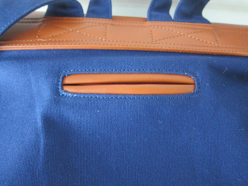 Gaston Luga - Praper Backpack - Passport Holder
