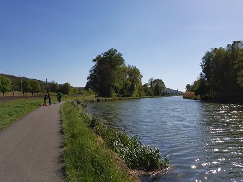 Une sortie de Mulhouse campagne