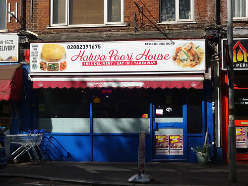 Halwa Poori House, Thornton Heath, London CR7