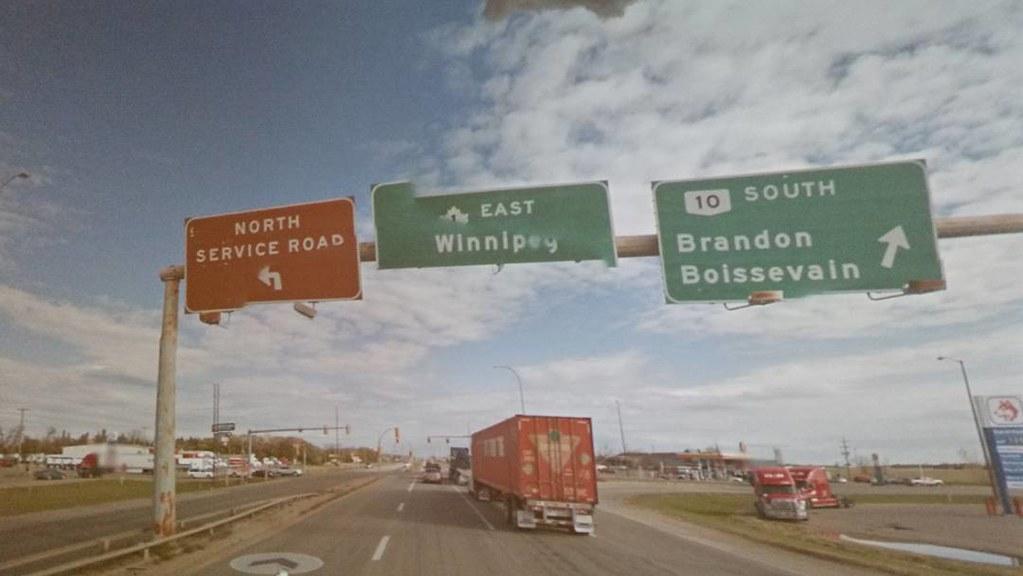Hi Brandon, Manitoba! #ridingthroughwalls #xcanadabikeride #googlestreetview