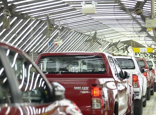 Toyota Planta Zarate