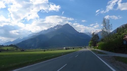 über die Alpen und zurück