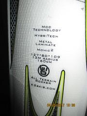 lyže K2 Rictor - titulní fotka