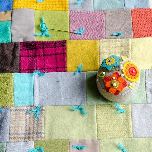 Did you know about our #wisecraftquiltsbook Facebook group