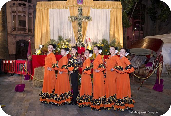 Cartagena vivió un fin de semana de Feria