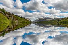 Lake Padarn Snowdonia