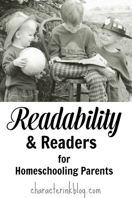 Readability and Readers