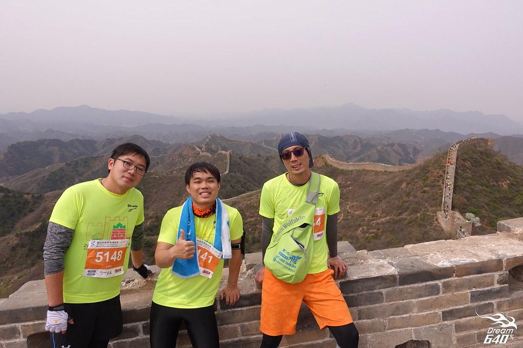 北京金山嶺長城馬拉松-032