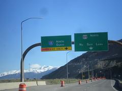 US-89 North at I-15 North Onramp to Ogden
