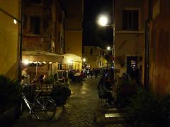 Řím – 10krát z Věčného města: Večerní Trastevere (4. díl)