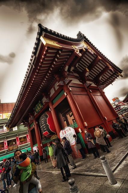 IMG_9501-Kaminarimon Gate